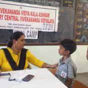 General Medicine and Eye Camp @ VES, Sivanvoil