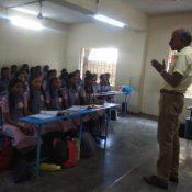 English Speaking Classes for Govt Girls School, Ashok Nagar