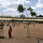 Happy School Project Review at Govt Higher School, Kathivakkam, Ennore