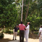 Independence Day Celebrations at RC Vivekananda Vidyalaya, Sivanvoil