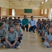 Career Guidance and Motivational Talk for Students