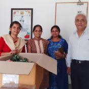 Nutrition and Hygiene Kit for Cancer affected children