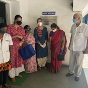 Adyar Cancer Institute – Donation of Provisions