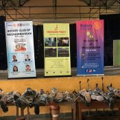 Distribution of Mobility Kits – World Disability Day