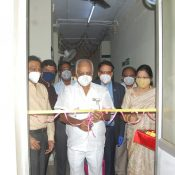 Inauguration of Eye Department at RCMSH jointly with Rajan Eye care